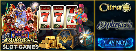 Citra4D - Playtech Situs Slot Online
