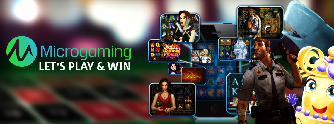 The best online Microgaming casino in 2019