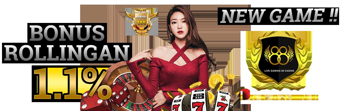 Mandiri188 Casino Online
